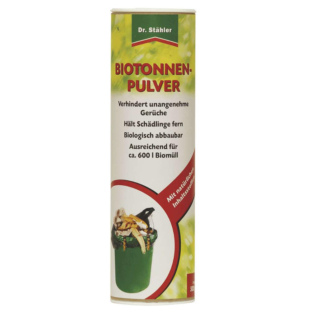 Dr.Stähler Garten-Apotheke Biotonnenpulver - Reinigungsmittel