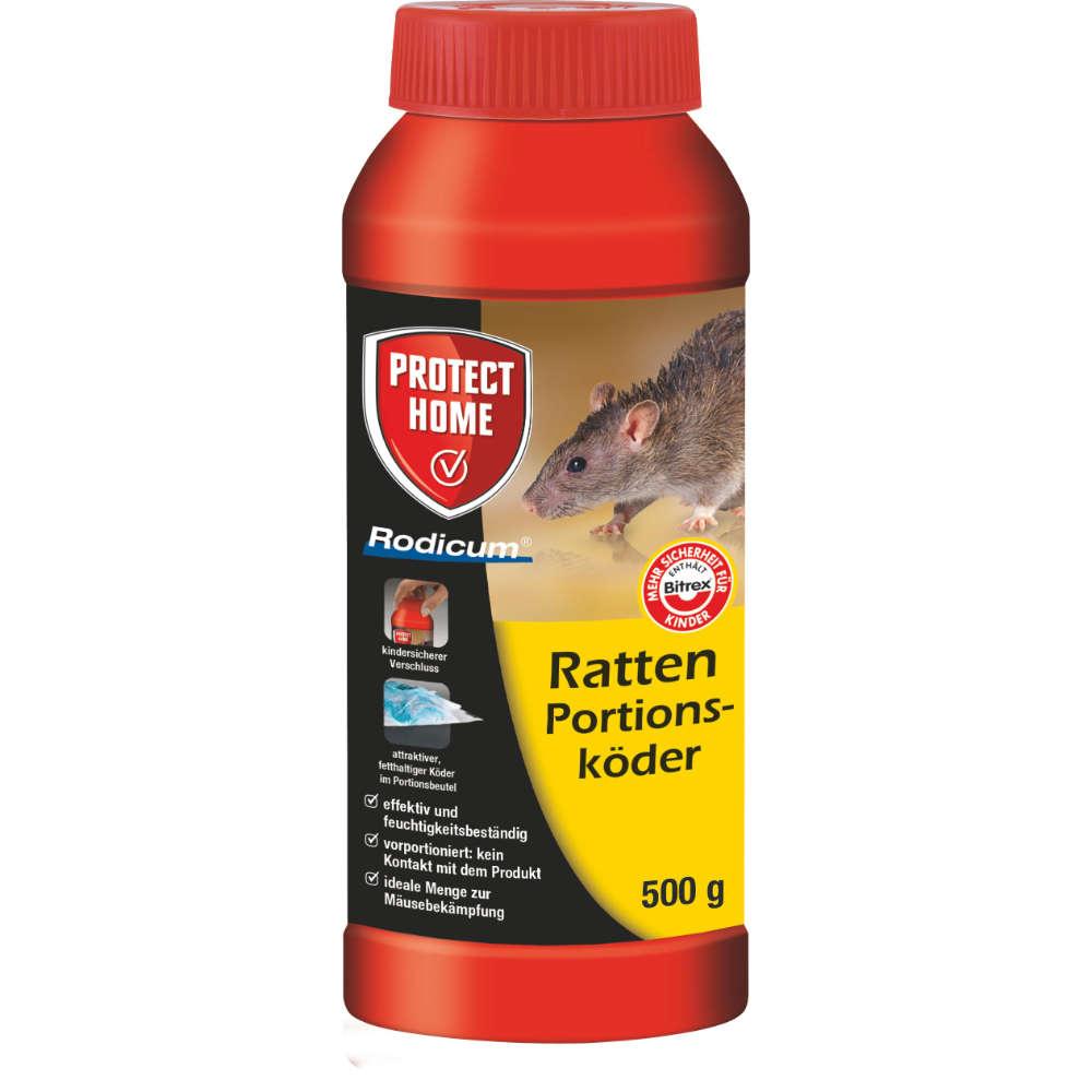 Rodicum Ratten Portionsköder