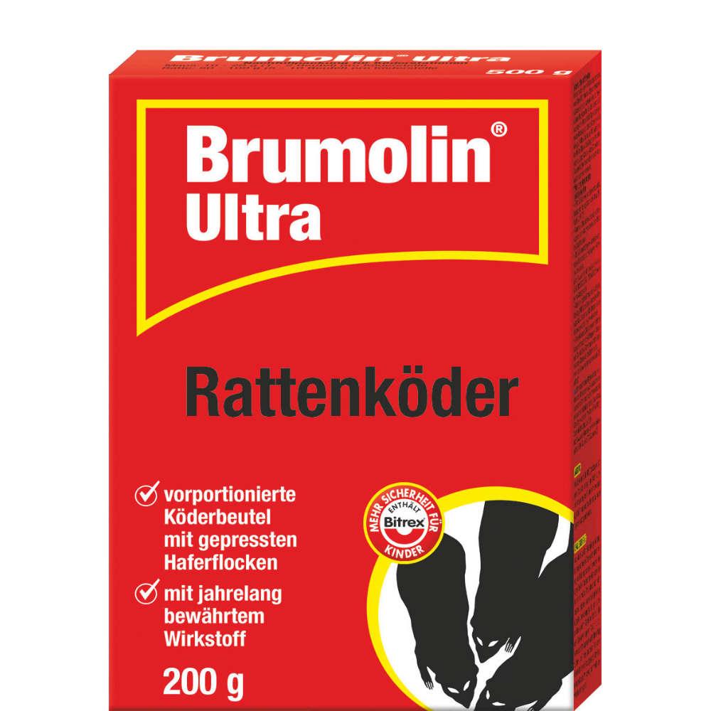 Brumolin Ultra Rattenkoeder