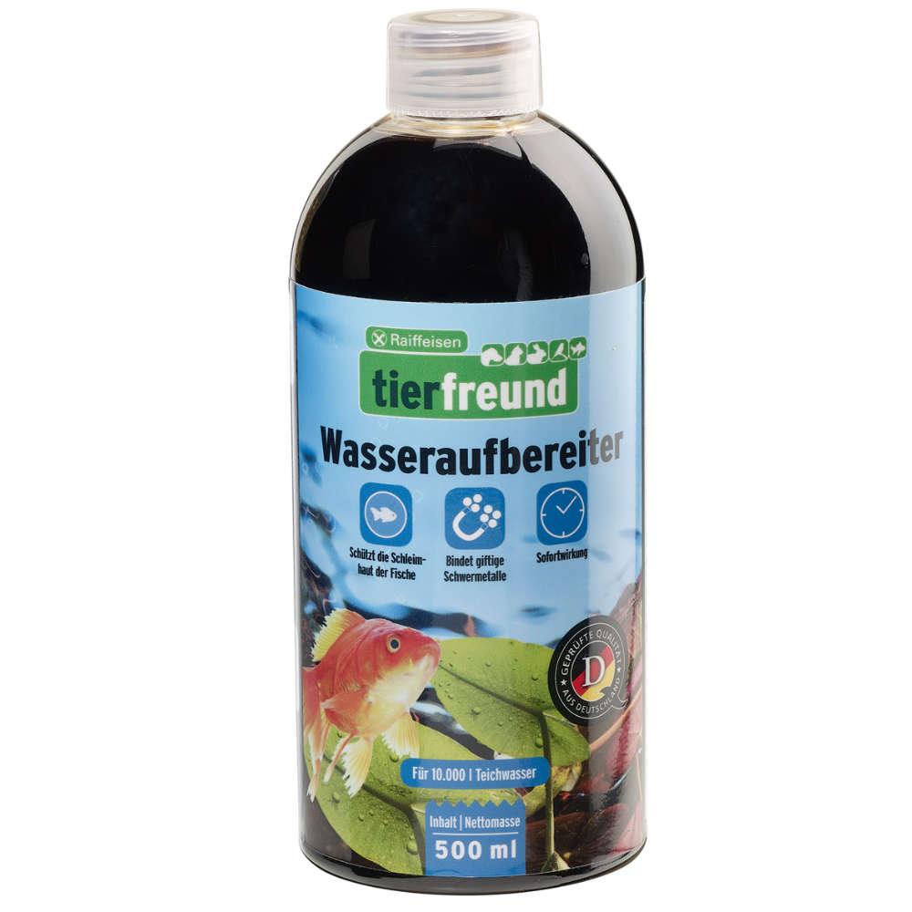 Grafik für Raiffeisen tierfreund Wasseraufbereiter in raiffeisenmarkt.de