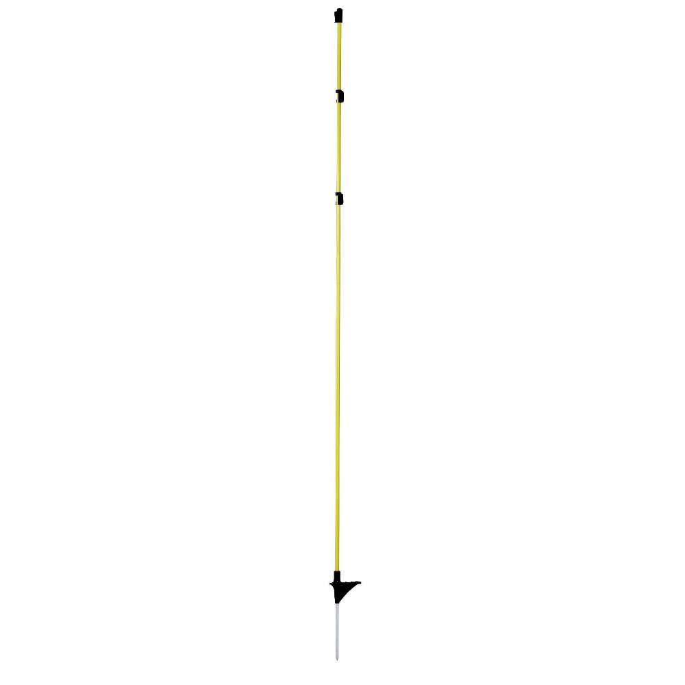 AGRARO Oval-Fiberglaspfahl