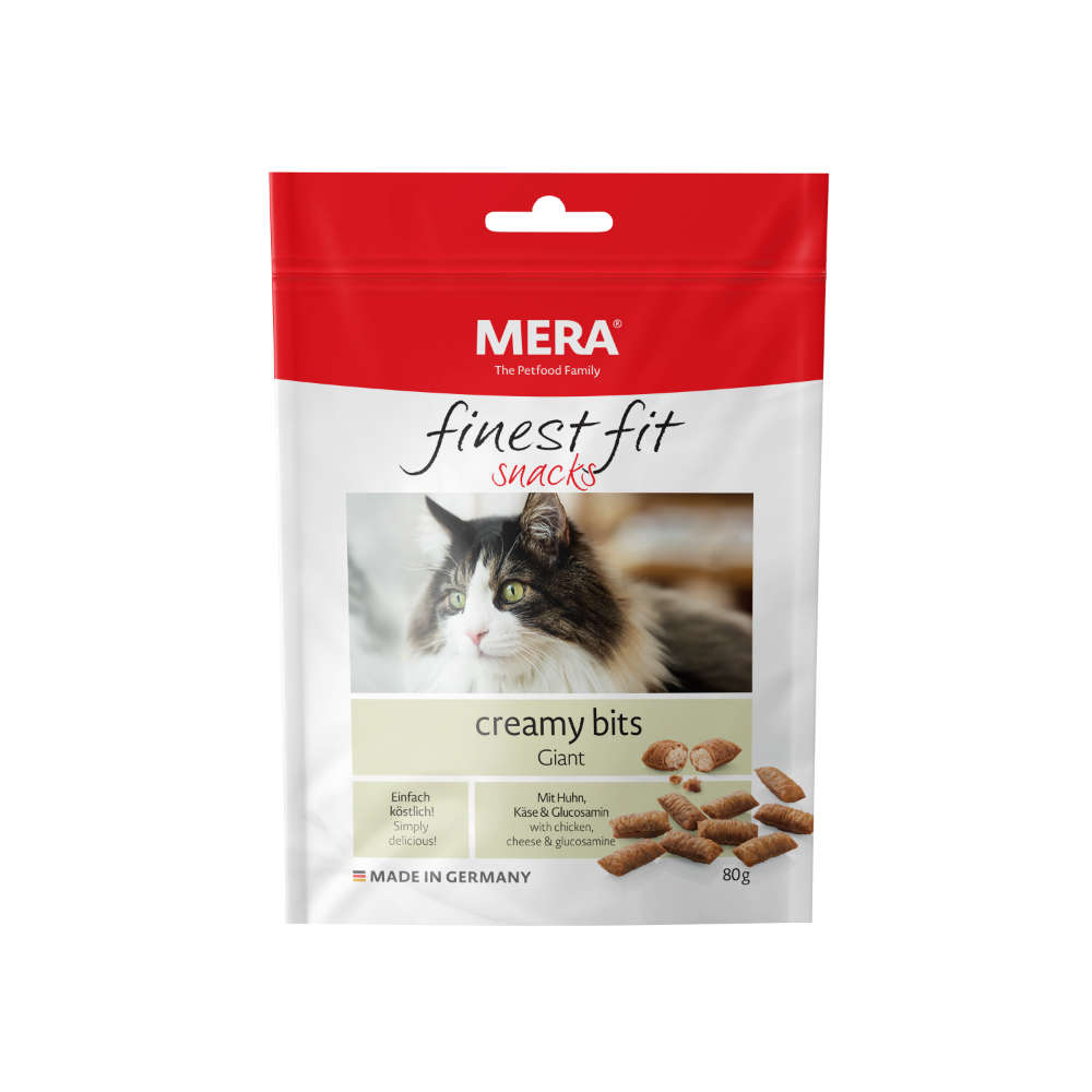 MERA Finest Fit Snack Giant Cat