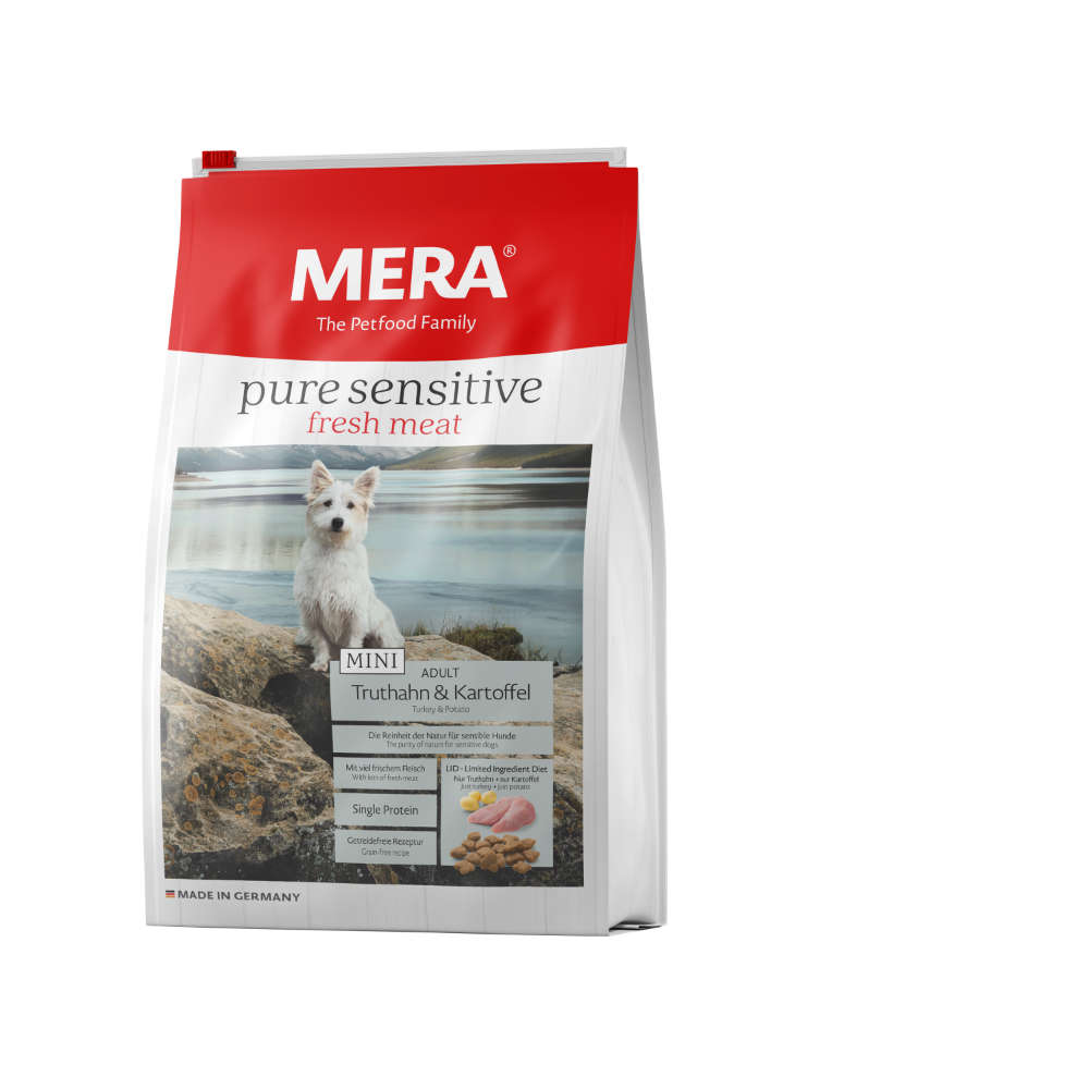 MERA Pure Sensitive MINI Truthahn+Kartoffel