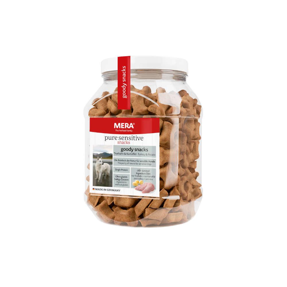 MERA Pure Sensitive Goody Snack Truthahn+Kartoffel 200 g