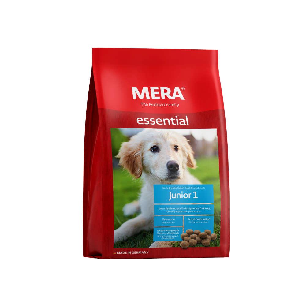 MERA  essential Junior 1 kleine/mittlere Rassen