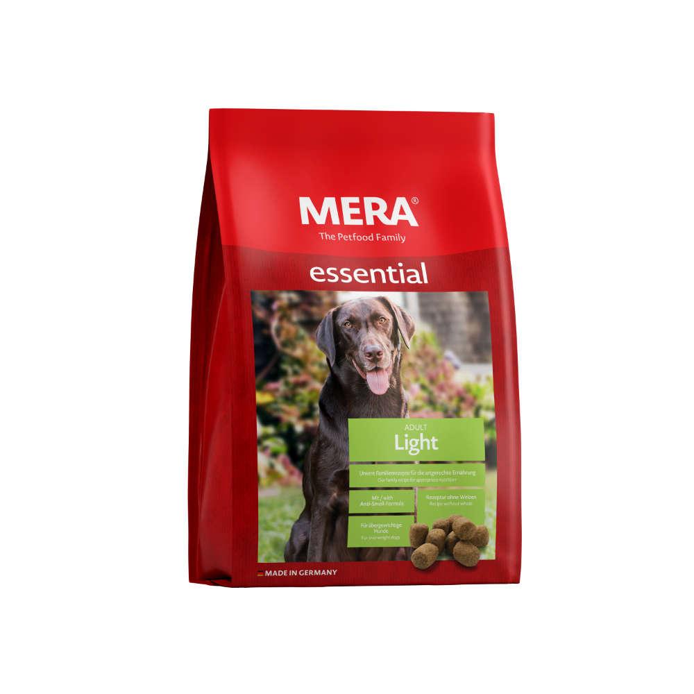 MERA Hunde-Trockenfutter essential Light