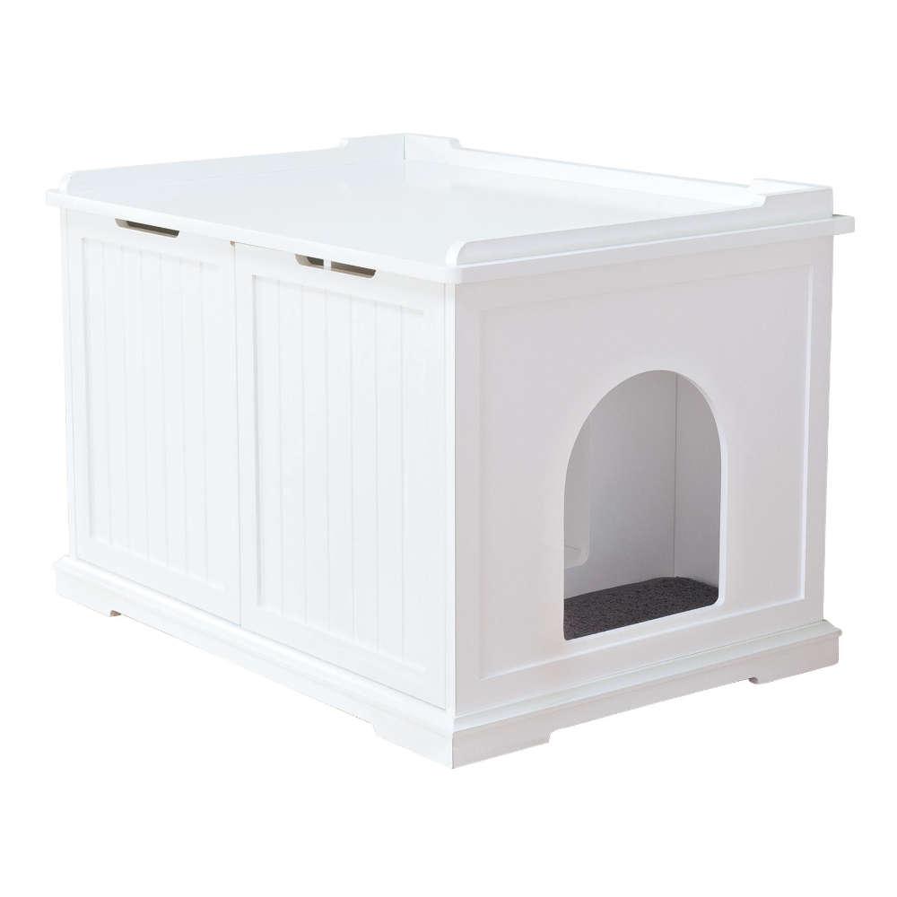 TRIXIE Katzenhaus XL für Katzentoilette