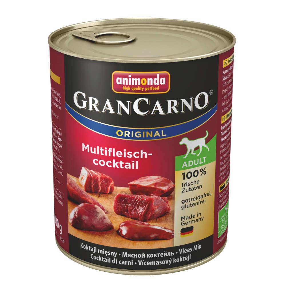 animonda GranCarno org. Adult Multifleischcocktail