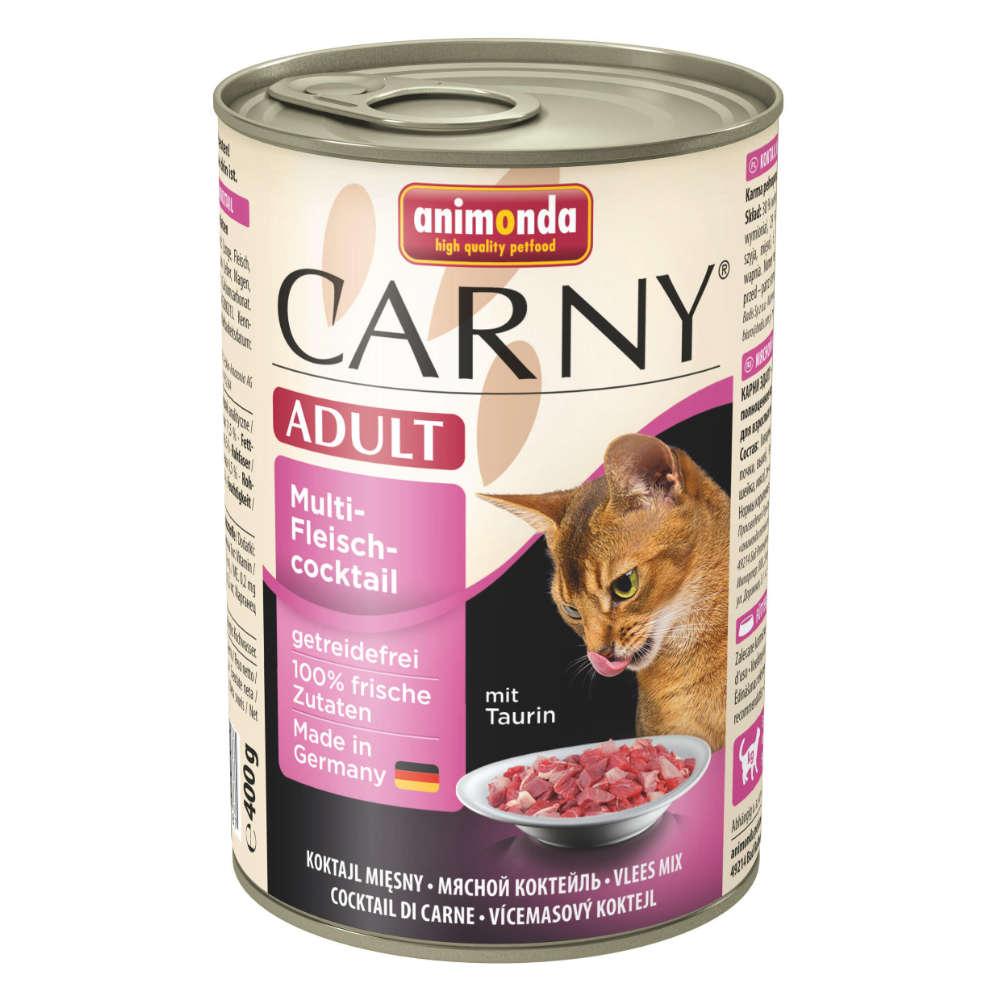 animonda Carny Adult Multifleisch-Cocktail
