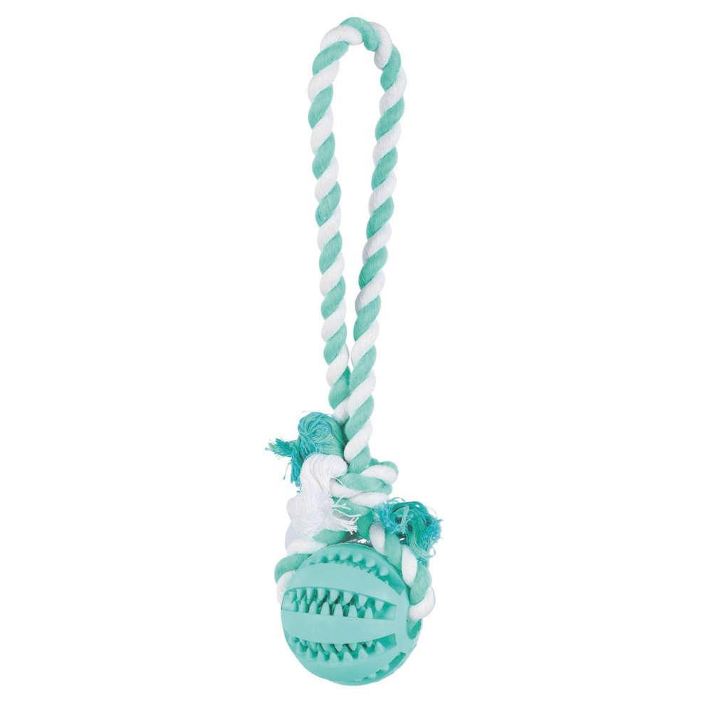 Trixie Denta Fun Ball am Tau