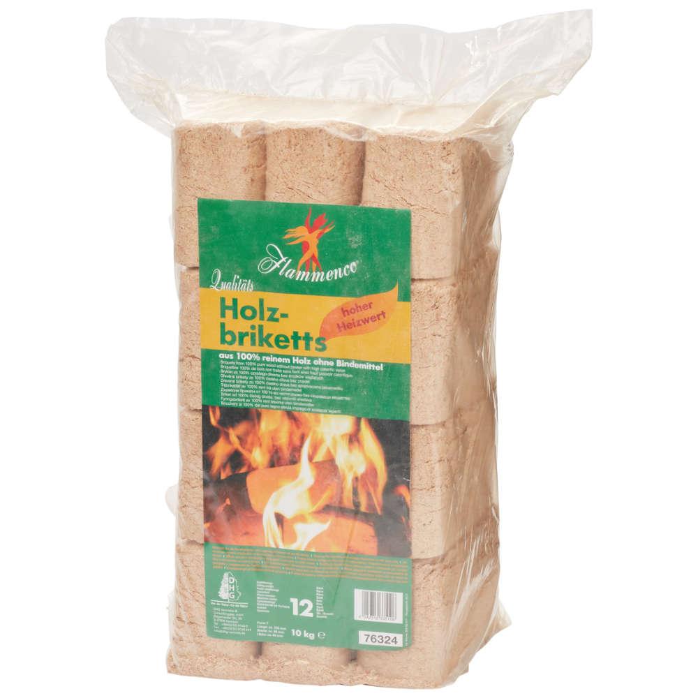 Holzbriketts 10 Kg : flammenco holzbriketts 10 kg ~ Frokenaadalensverden.com Haus und Dekorationen