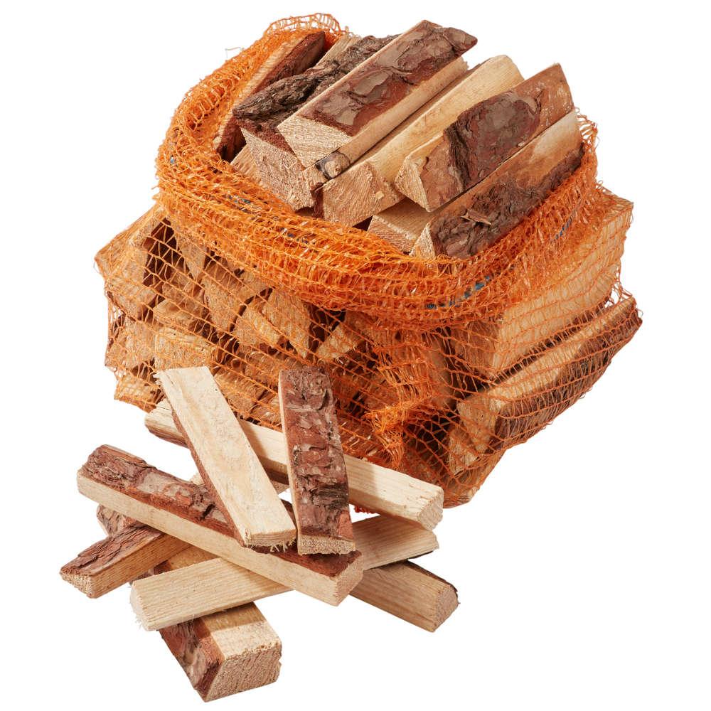Flammenco Anfeuerholz im Netzsack - Brenn- und Betriebsstoffe