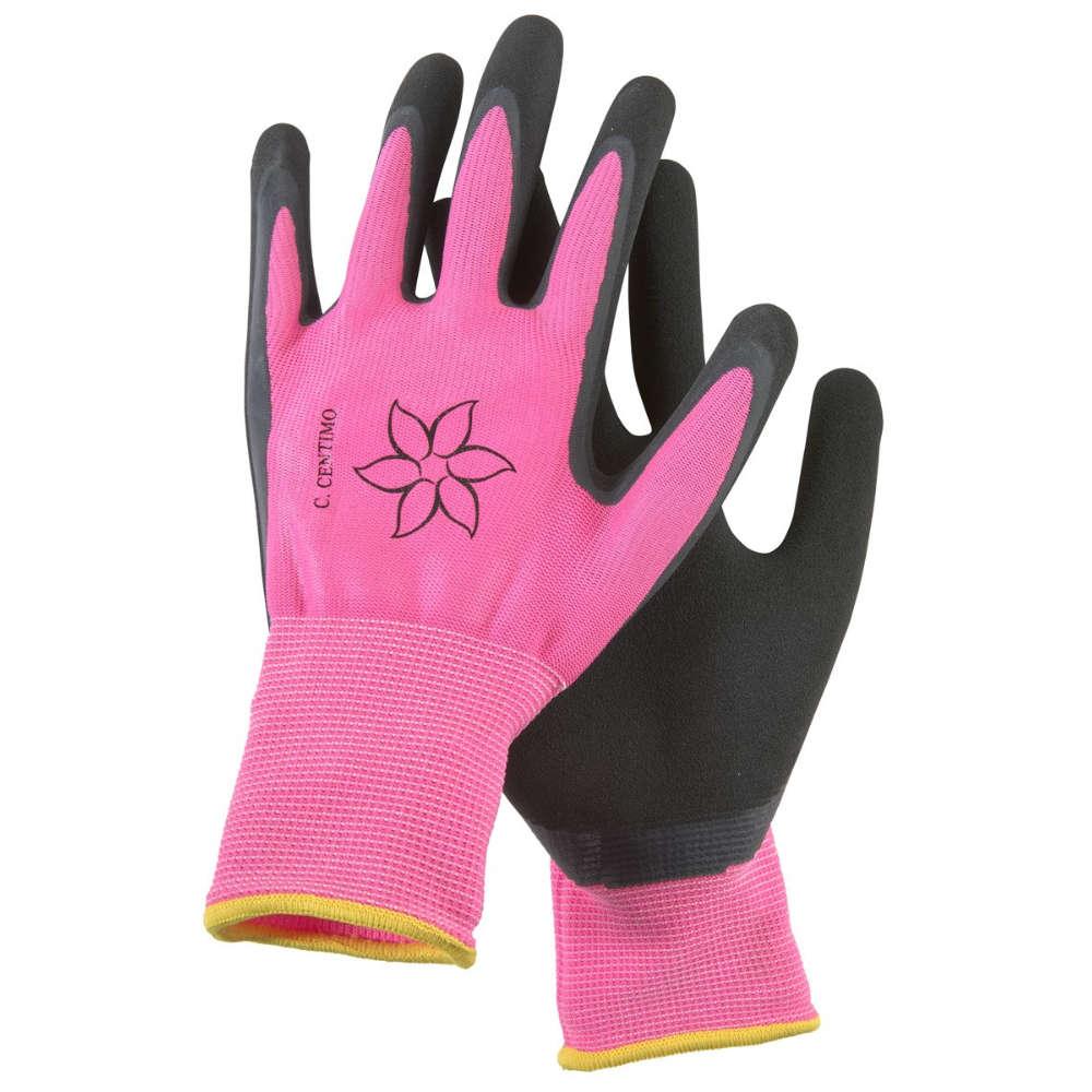 C.CENTIMO Handschuh Garden Colours New, rosa