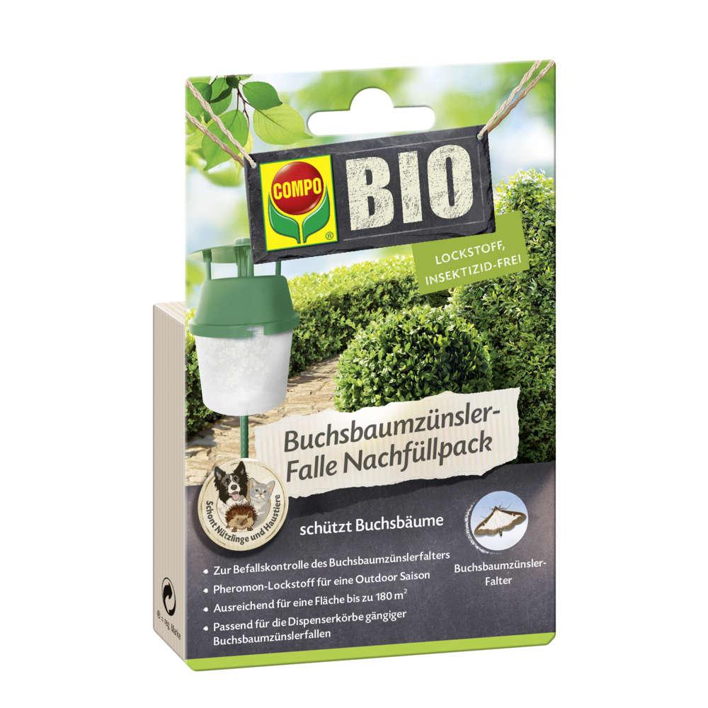 Bio Buchsbaumzuensler Falle Nachfuellpack
