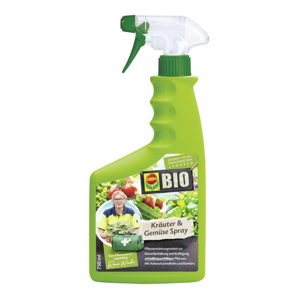 Bio Kraeuter- und Gemuese Spray