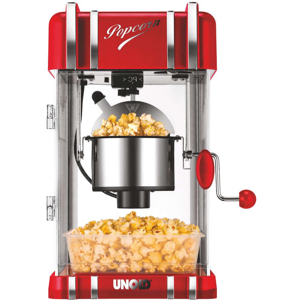 Grafik für Popcornmaker in raiffeisenmarkt.de