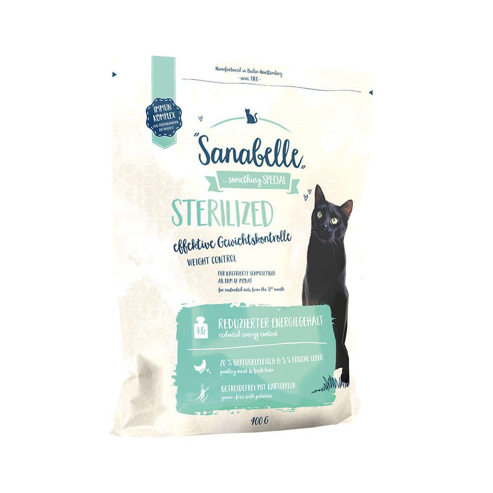 Sanabelle Sterilized
