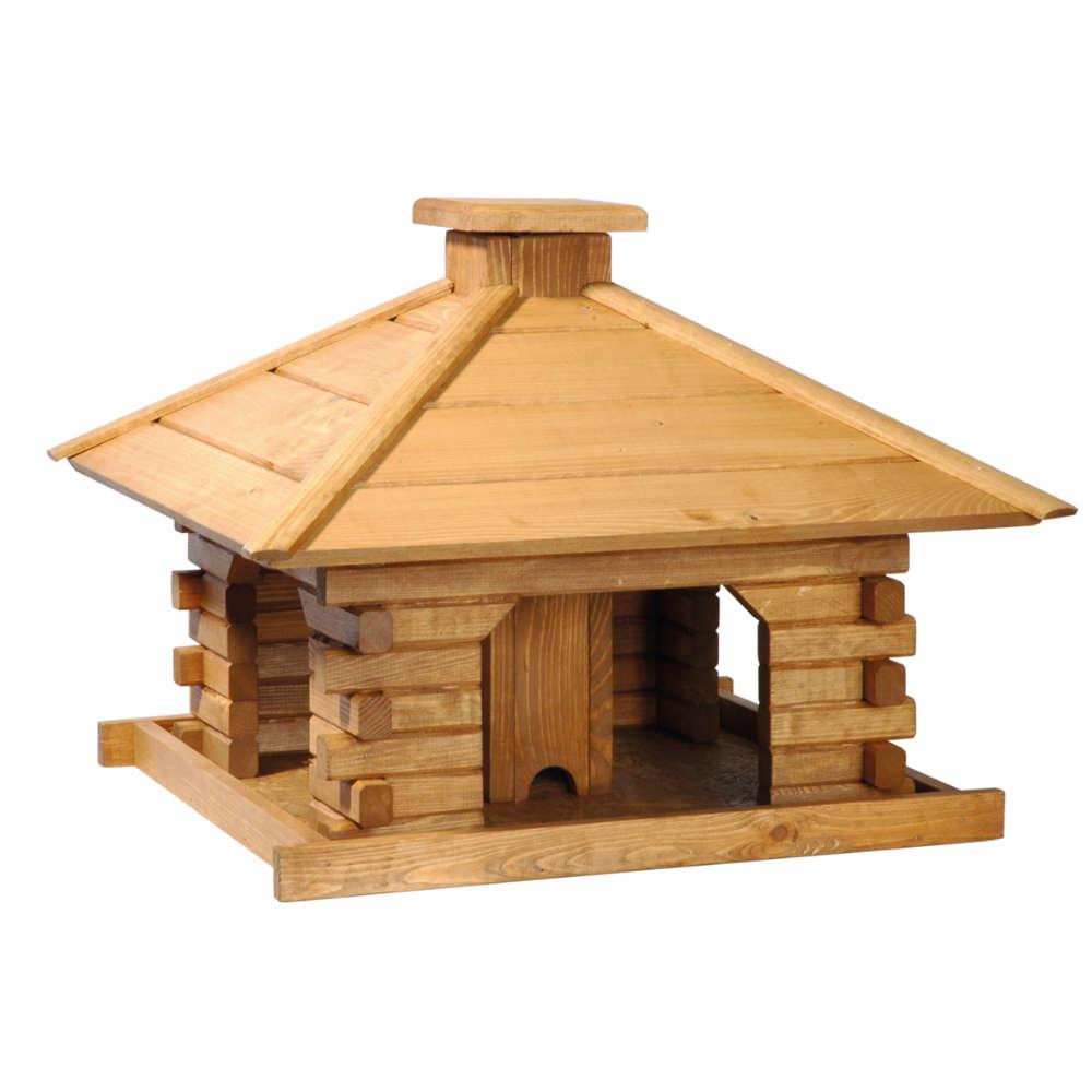 Grafik für dobar Vogelhaus inklusive Futtersilo und Ständer in raiffeisenmarkt.de