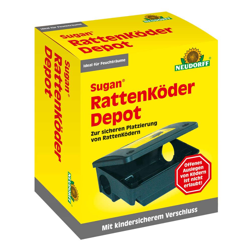 Neudorff Sugan Rattenkoeder Depot - Schadnager