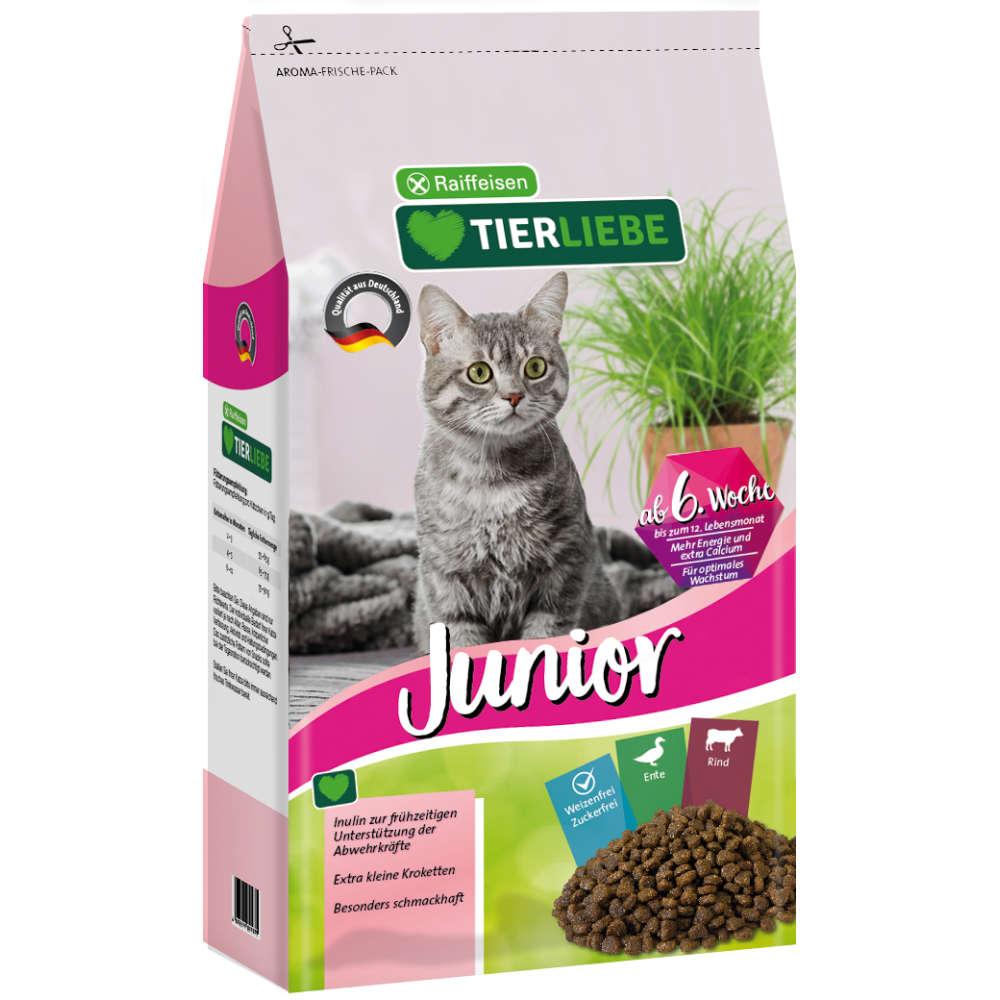 Raiffeisen TIERLIEBE Katze Junior