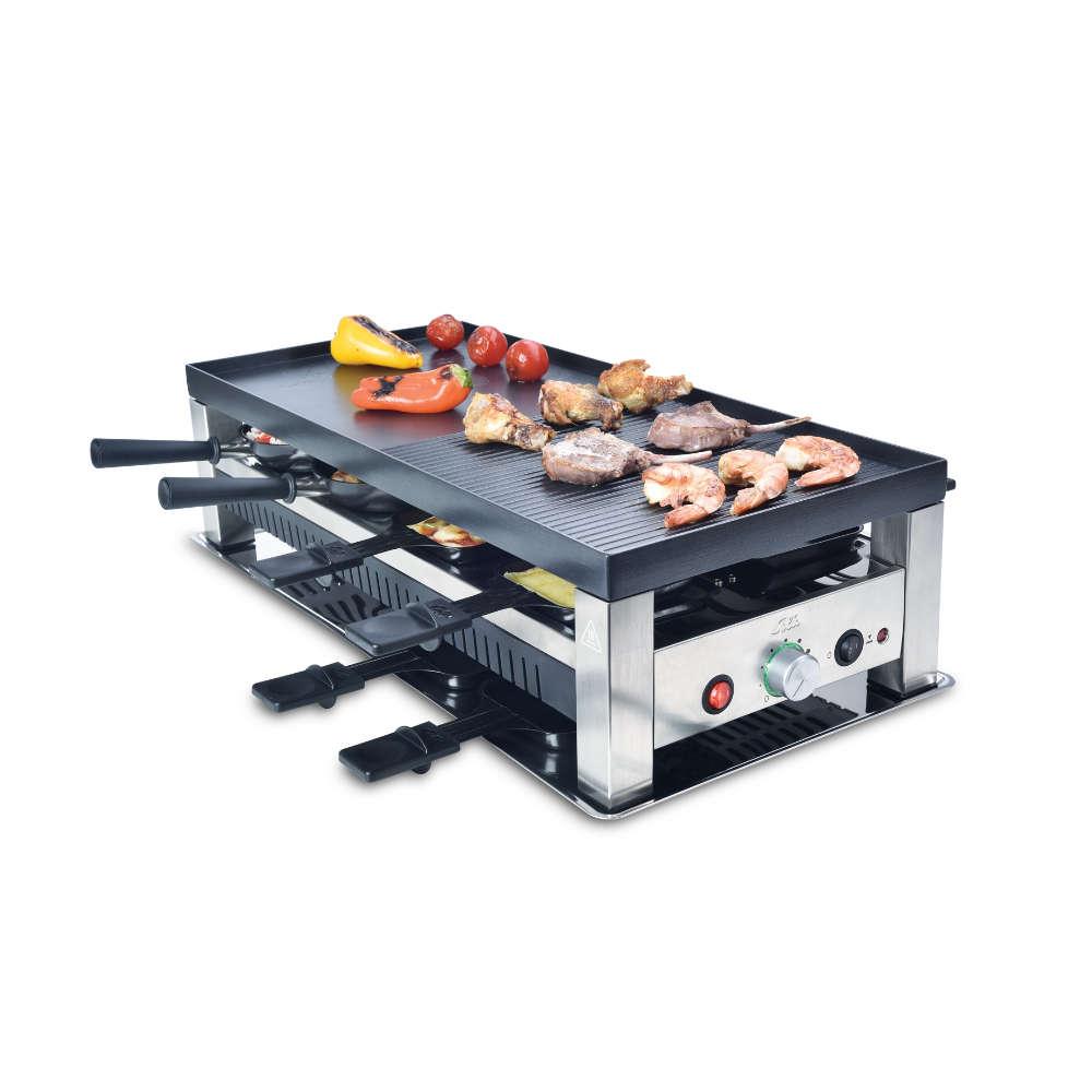 Grafik für SOLIS Raclette-Tisch-Grill 5 in 1 in raiffeisenmarkt.de