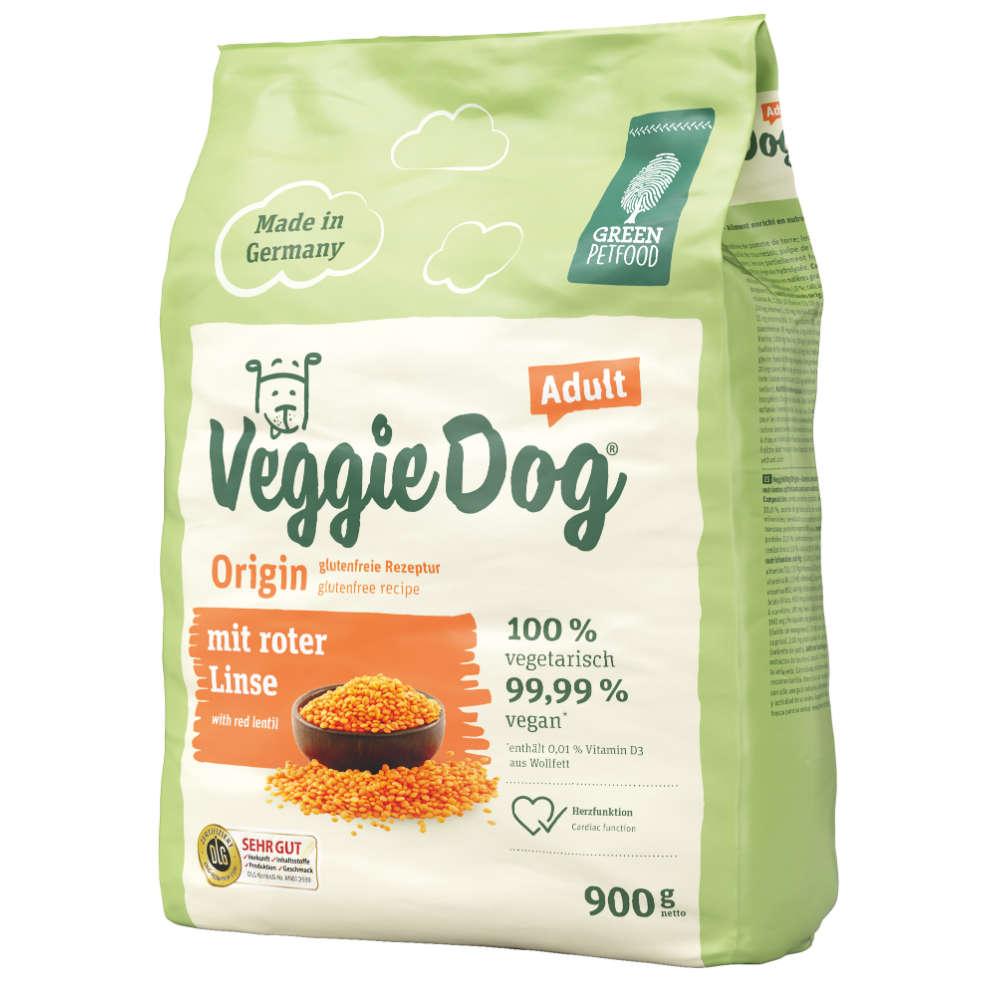 Green Petfood VeggieDog Origin