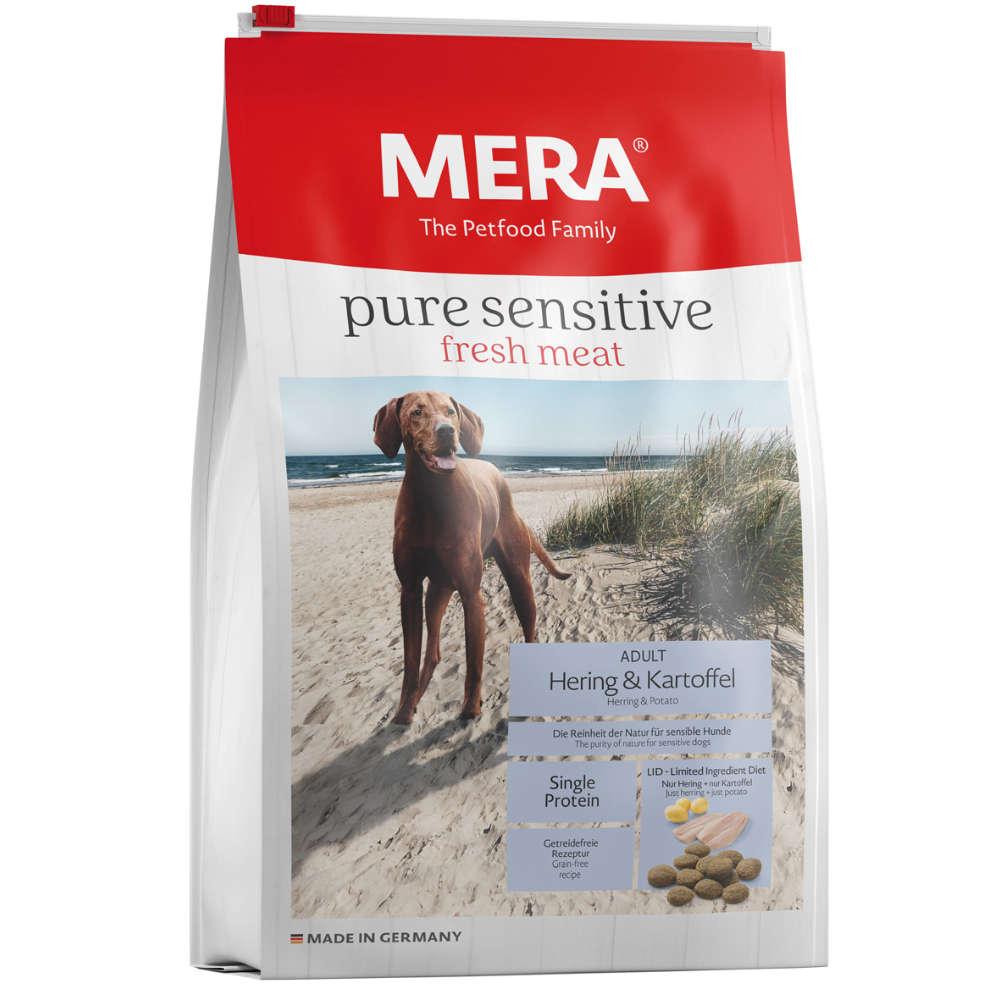 Mera Pure Sensitive fresh meat Hering+Kartoffel