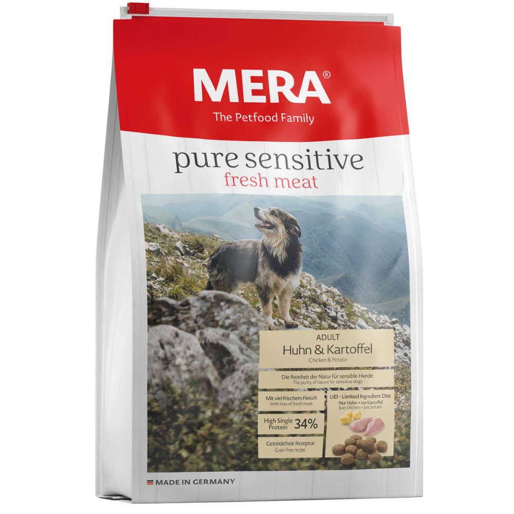 Mera Pure Sensitive fresh meat Huhn+Kartoffel