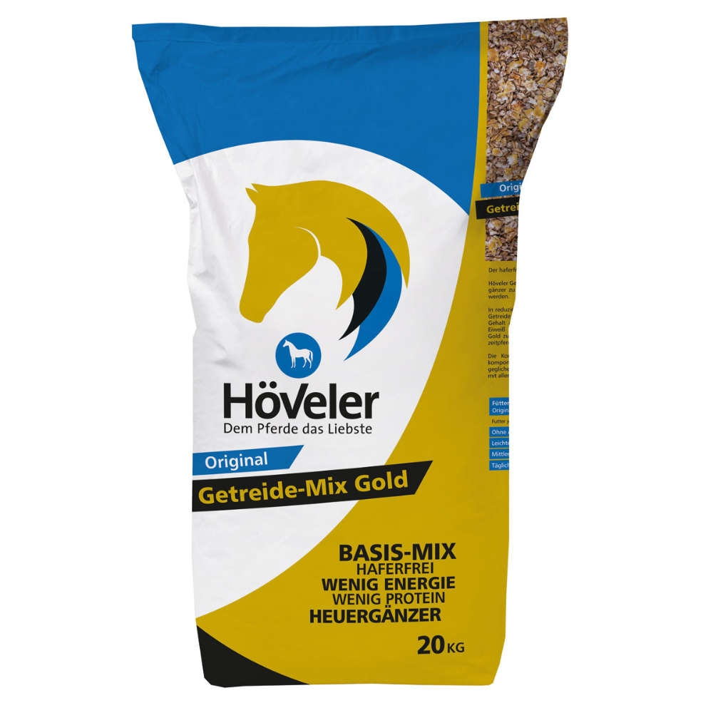 Höveler Original Getreide-Mix-Gold